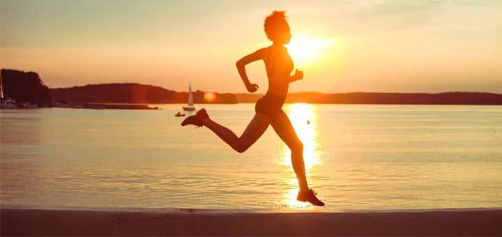 silhouette-runner