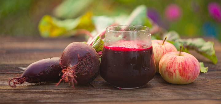 beet-and-apple-juice