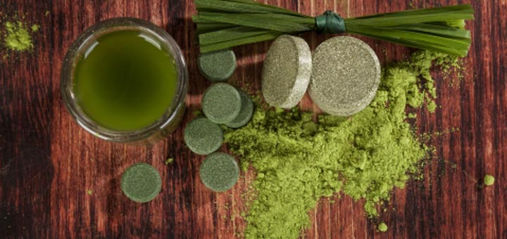 spirulina-face-mask