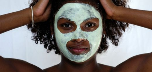 facial-mask-black-woman