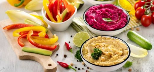 Healthy Vegan Dip Options You Need Right Now