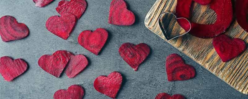 beet-hearts