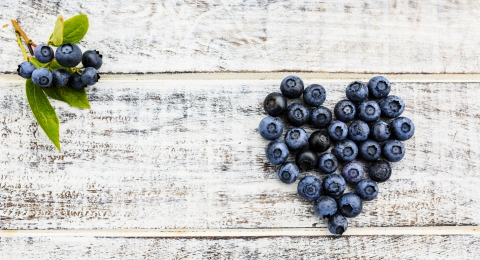 Blueberries A Prescription For A Healthy Heart