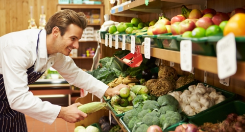 Smart Ways To Save Serious Dough on Organic Food