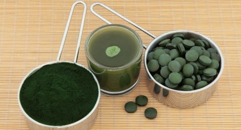 What is Spirulina?
