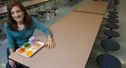 Get Junk Food Out Of Your Child's Classroom