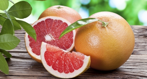 Antioxidant-Packed Grapefruit Mask