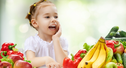 9 Ways To Help Kids Develop A Healthy Relationship with Food
