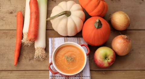 5 Ways Pumpkin Boosts immune Health