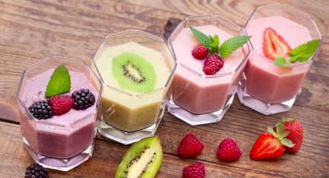 Cleansing Smoothies For A Lighter Breakfast