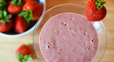 Strawberry Shortcake Smoothie Recipe