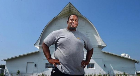Why Jason Brown Left The NFL To Become A Farmer