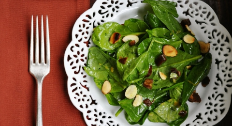 Spinach and Thyroid Function