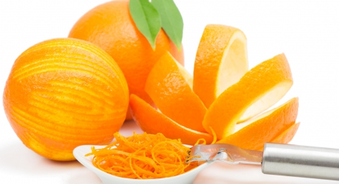 5 Genius Uses For Orange Peel