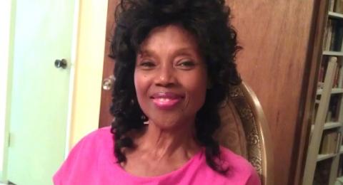 Ageless Woman Annette Larkins