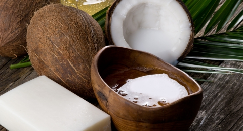 Healthy Fats in Coconut Oil