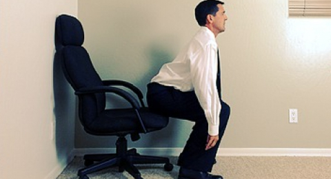6 Exercises You Can Do At Your Desk