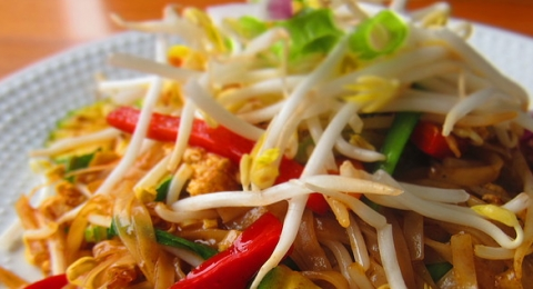 Super Food Pad Thai