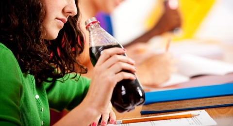 Sugary Drinks Linked To Early Onset Puberty