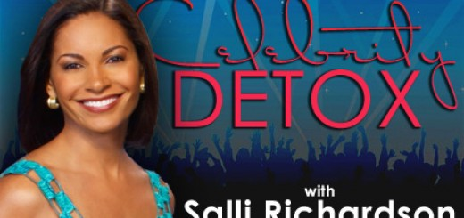 Celebrity Detox with Salli Richardson Whitfield- Day 1