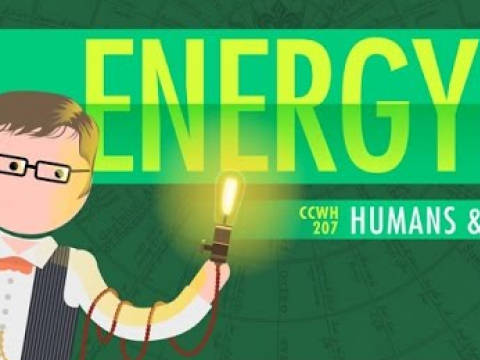 Humans and Energy