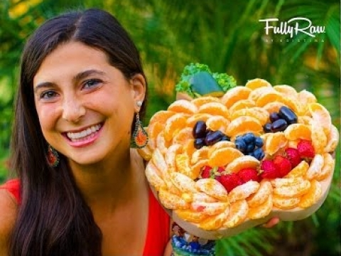 Fun & Easy FullyRaw Halloween Treats!