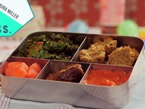 Vegan Bento Box | Raw. Vegan. Not Gross