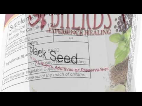 Dherbs Black Seed