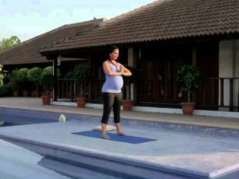 Prenatal Yoga Routine