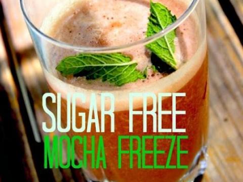 Sugar Free Mocha Recipe