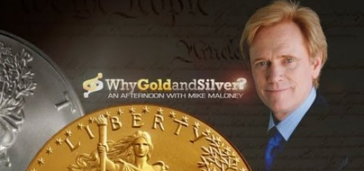 Why Gold & Silver? Mike Maloney Tells All About Investing In Precious Metals