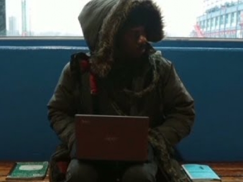 Computer Programmer Teaches Homeless To Code