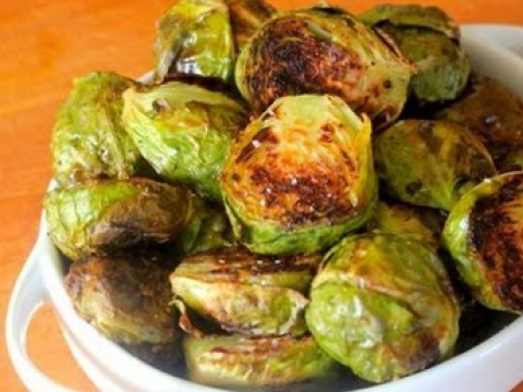 How-To Roast Brussels Sprouts