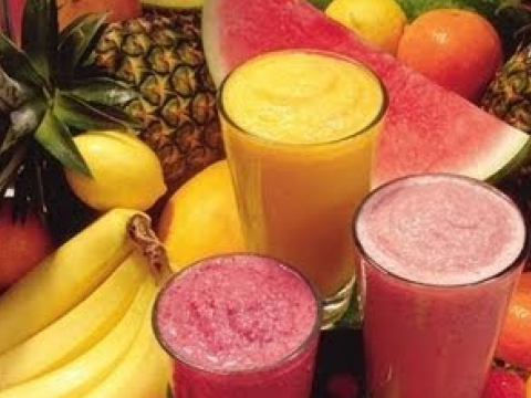 Wild Fruit Smoothie For Optimal Nutrition