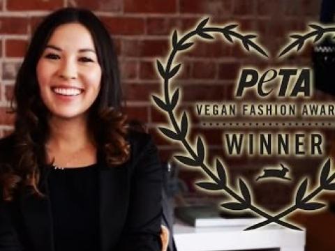 2014 Vegan Fashion Awards