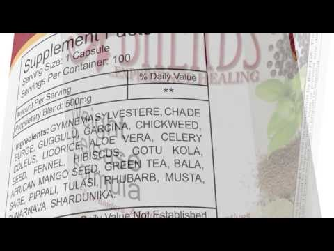 Dherbs Weight Release