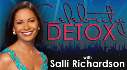 Celebrity Detox with Salli Richardson Whitfield- Day 10