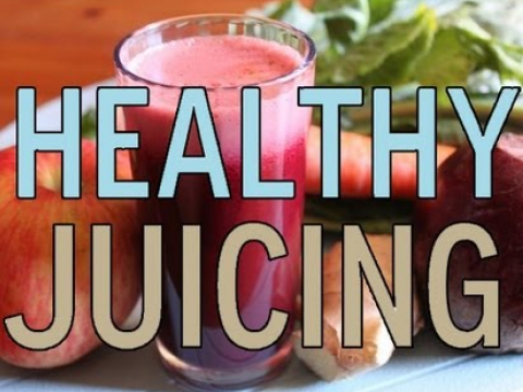 Tips on Healthy Juicing