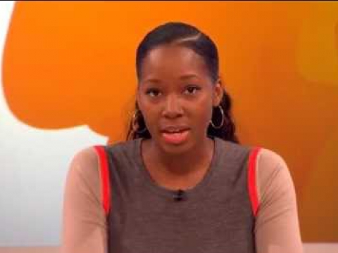 Jamelia Speaks Out About Domestic Violence on Loose Women