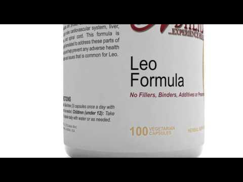 Dherbs Leo Formula