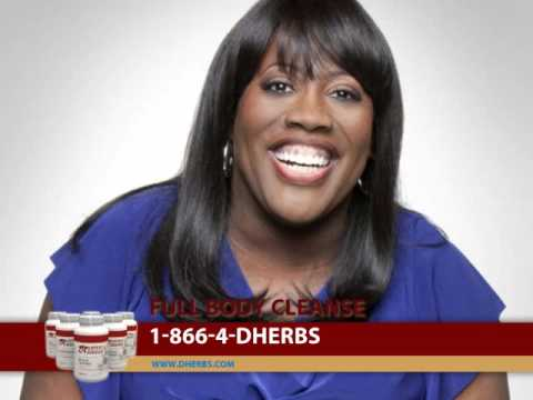 Sheryl Underwood loses weight on the DHERBS Full Body Cleanse