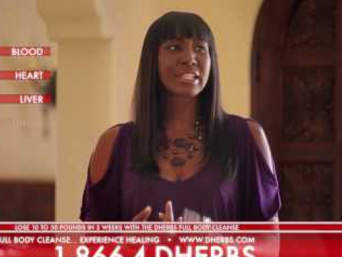 DHERBS TV Commercial 2013