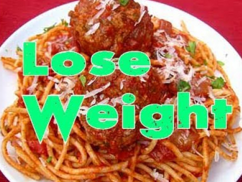 Lose Weight w/ Spaghetti!