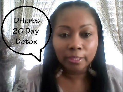 Moni's DHerbs Detox Challenge Intro