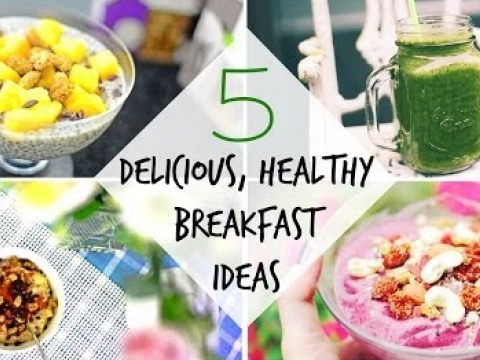 5 Delicious, Healthy, Vegan-Friendly Breakfast Recipes!