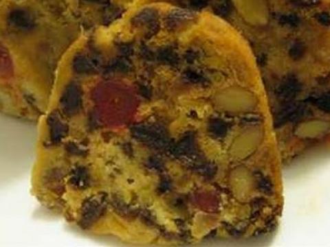 How To Make Vegan Fruit Cake