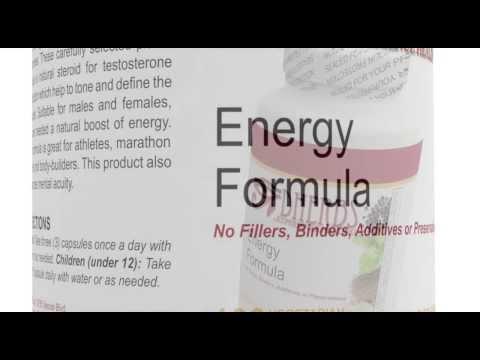 Dherbs Energy Formula