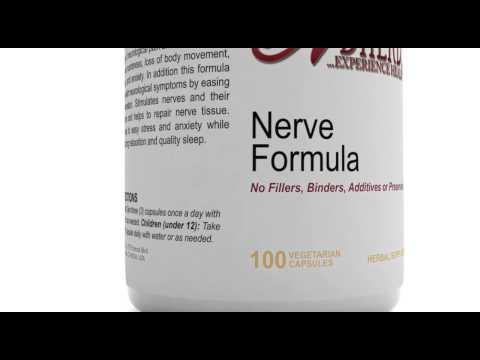 Dherbs Nerve Formula