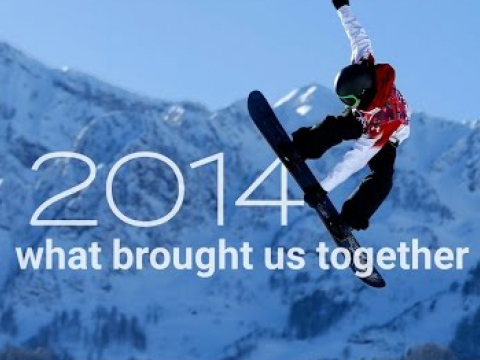 2014: What Brought Us Together