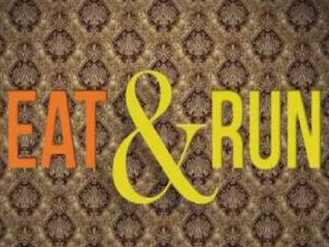 Eat & Run Book Trailer